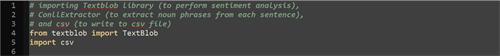 SENTIMENT ANALYSIS USING THE TEXTBLOB LIBRARY IN PYTHON_image1-1